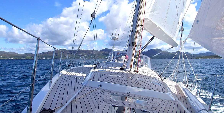 Tour Charter Nautico Velamica