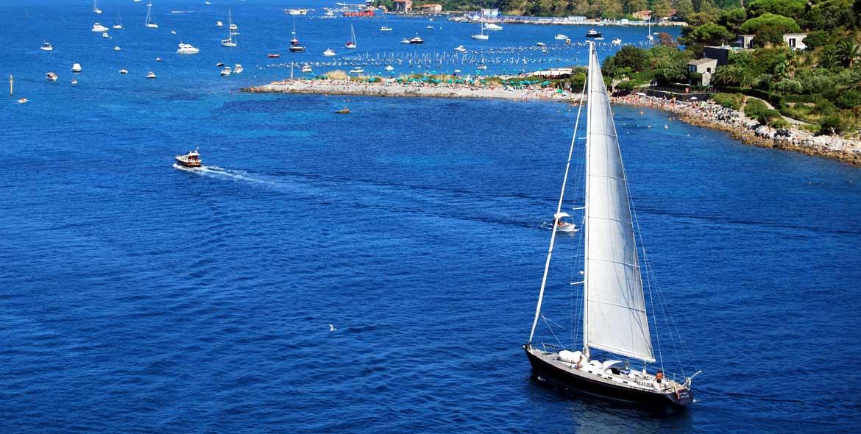 Gite in Barca Golfo dei Poeti Velamica