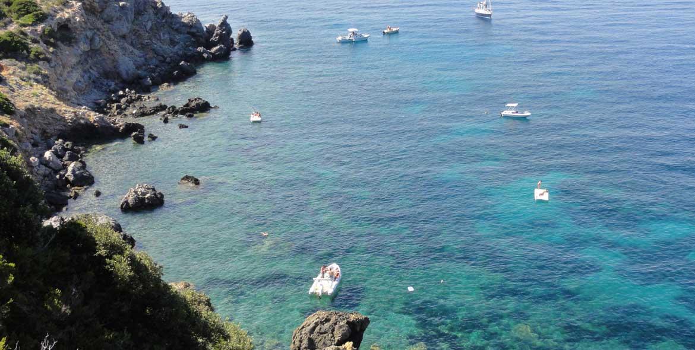 Noleggio Barche Giglio Velamica